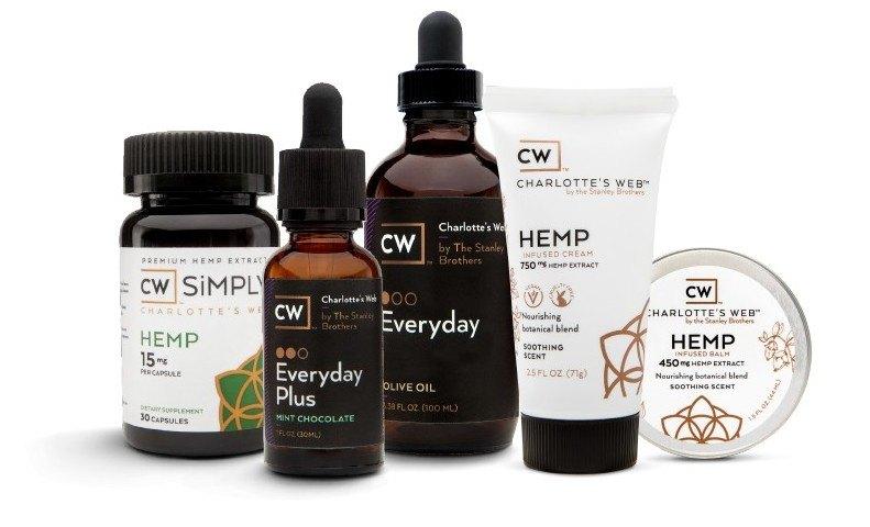 charlotte's web cbd oil black friday sales