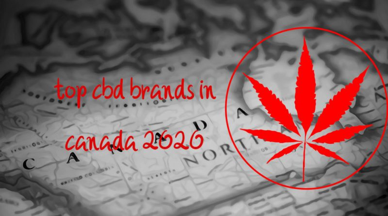best cbd oil in canada 2020