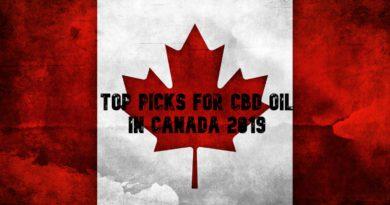 cbd oil in canada