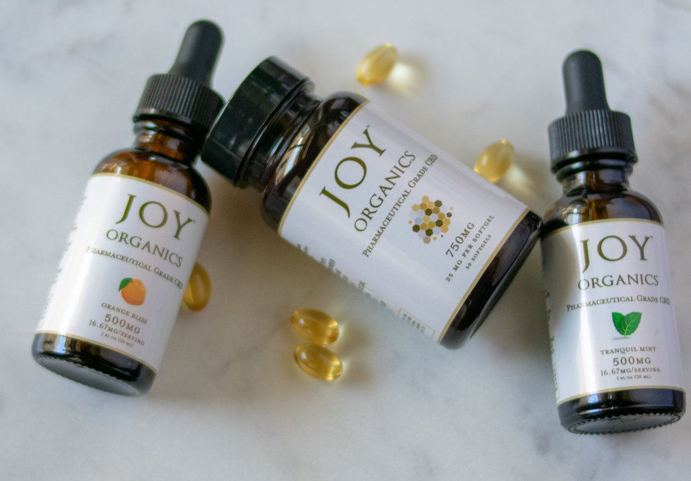 joy organics cbd oil without thc