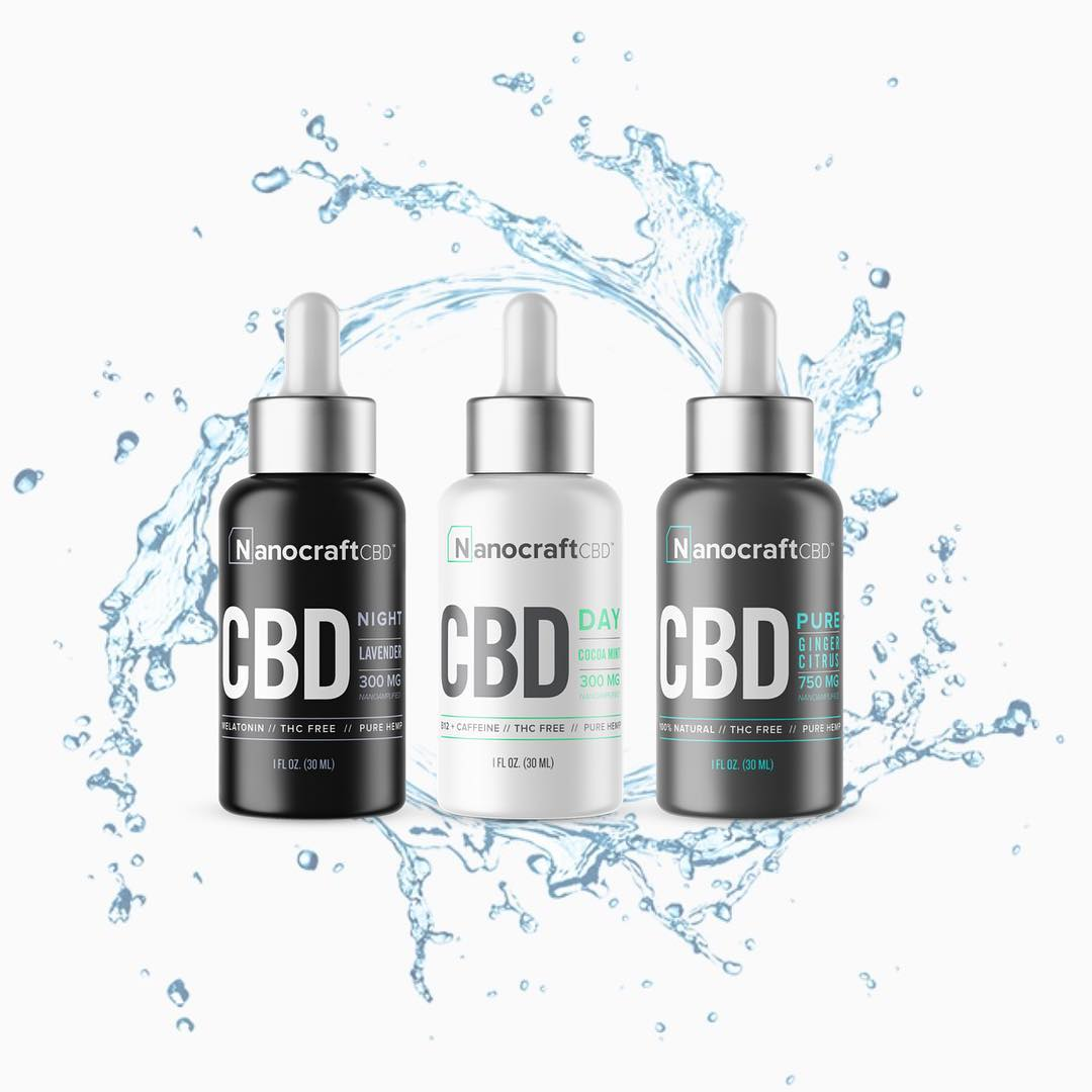 nanocraft cbd oil without thc