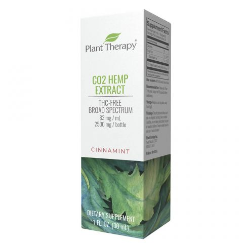 plant therapy broad spectrum tincture