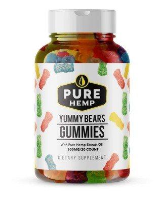 pure hemp cbd gummies