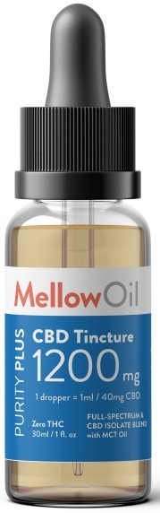 buy mellow purity plus tincture blend