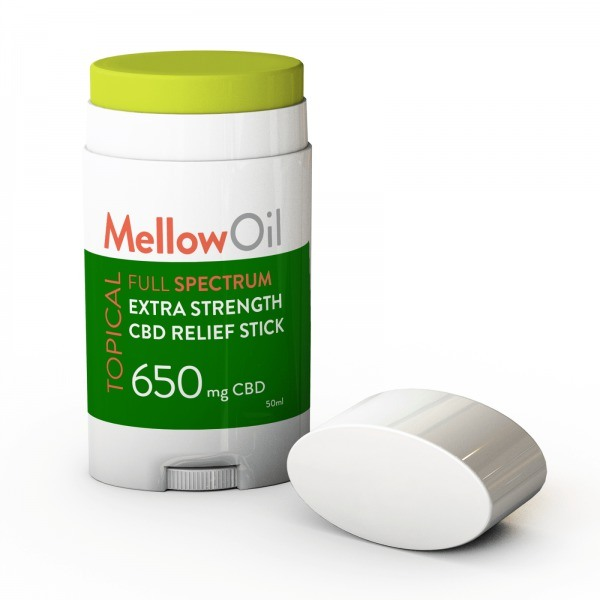 buy mellow full spectrum extra strength pain relief stick