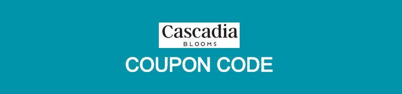 cascadia blooms coupon code logo