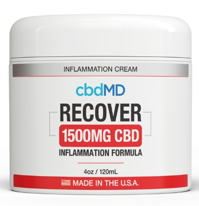 cbdmd topical relief cream