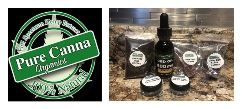 pure canna organics cbd review