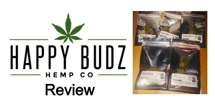 happy budz hemp review | cbd flower