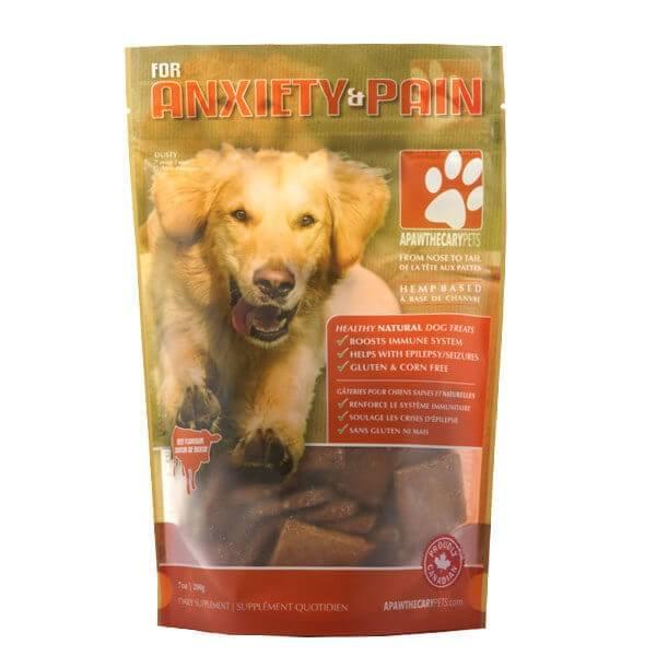 apawthecary hemp cbd dog treats