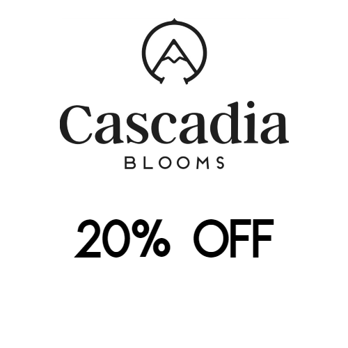 cascadia blooms coupon code