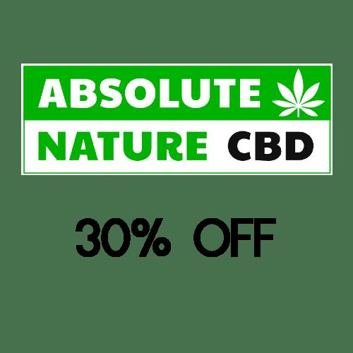 absolute nature cbd coupon code