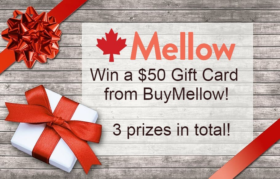 BuyMellow $50 Gift Card Giveaway