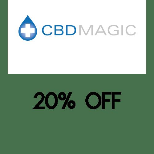 cbd magic coupon code