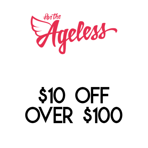 for the ageless coupon code
