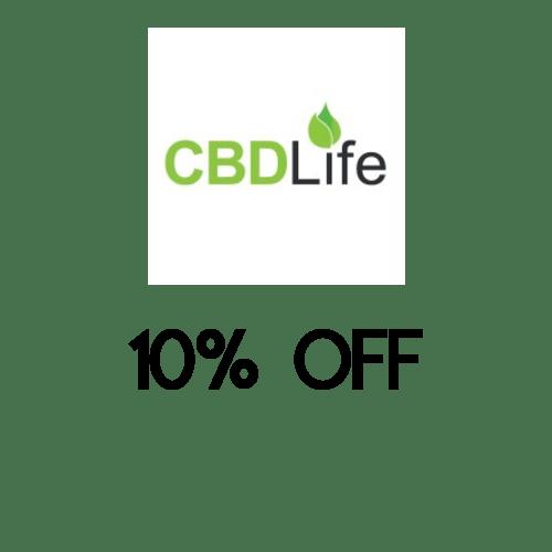 cbd life uk coupon code