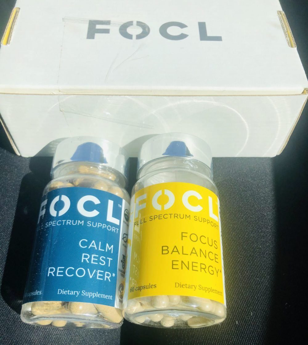 focl cbd day and night capsules