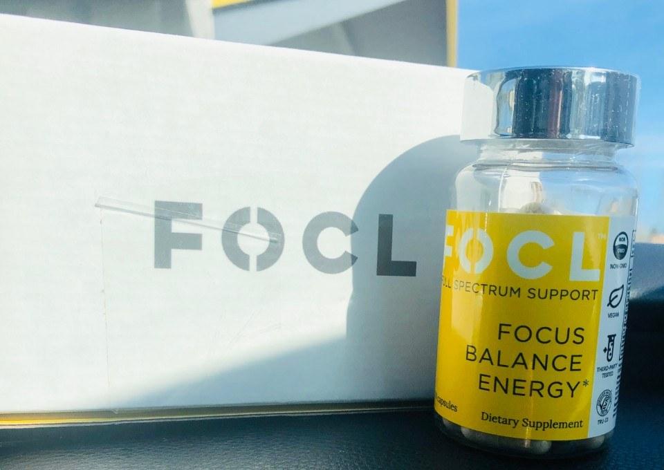 focl cbd day capsules