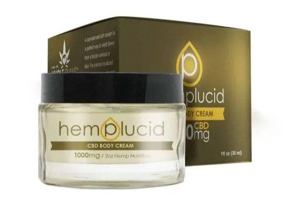 hemplucid full spectrum cbd body cream