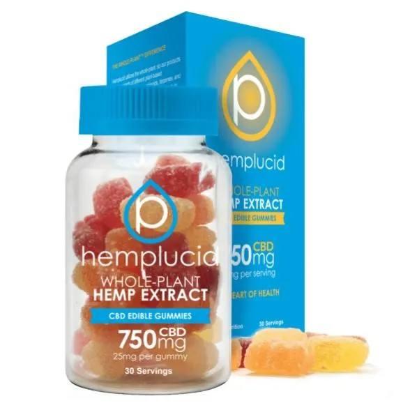 hemplucid full spectrum cbd edible gummies
