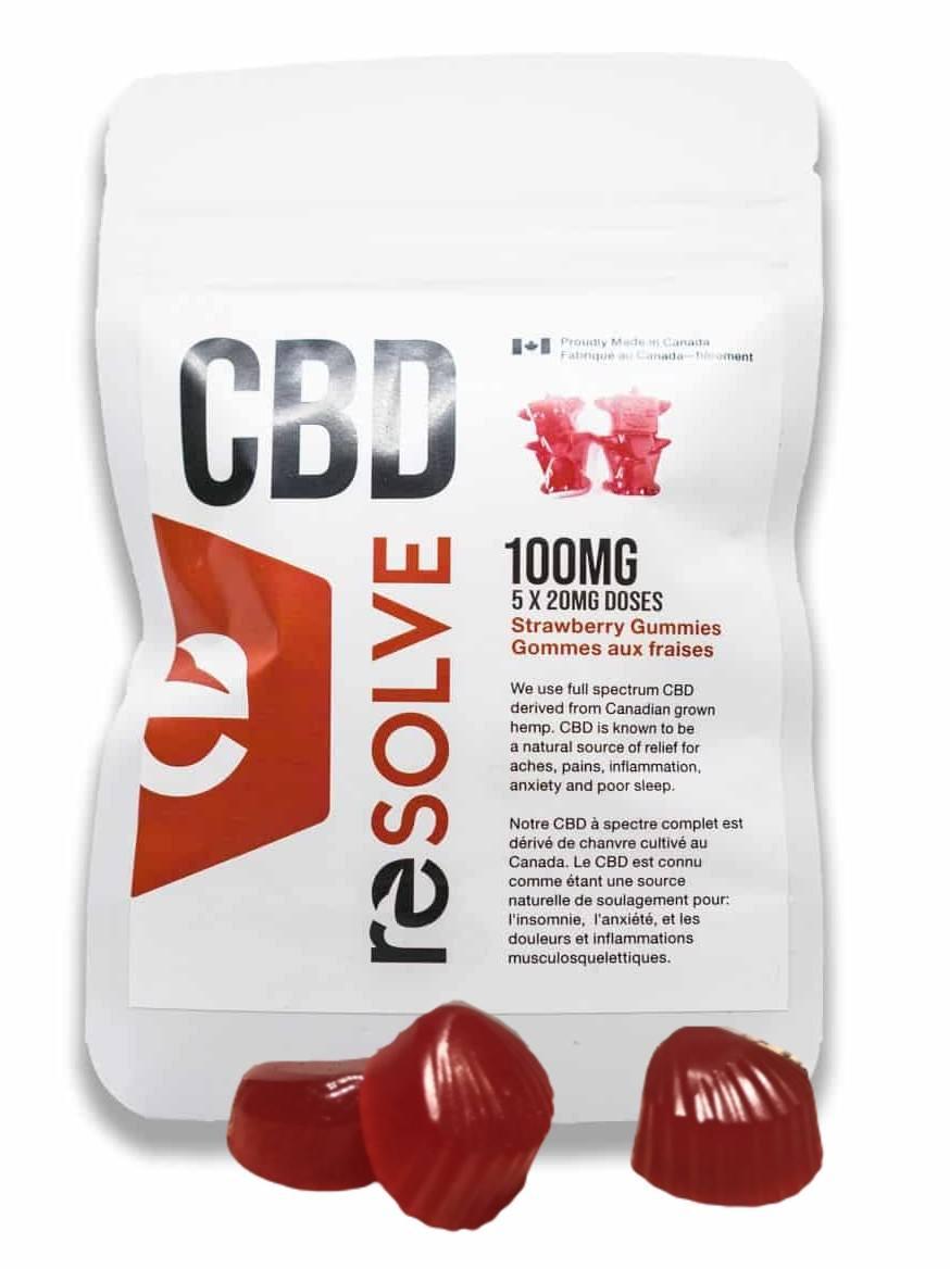 resolve cbd full spectrum cbd gummies in canada