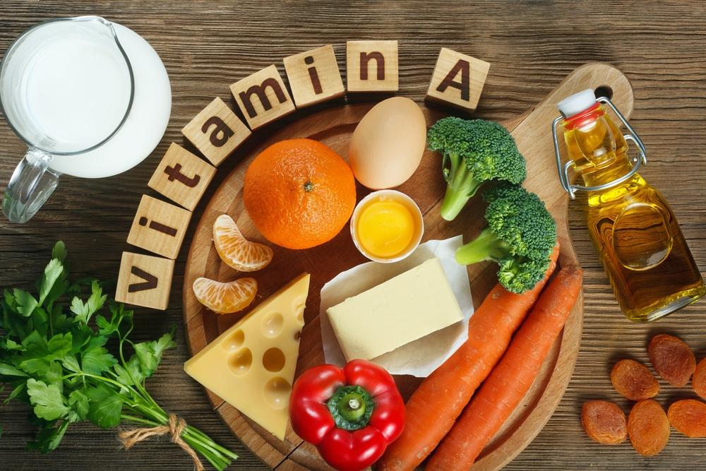 vitamin a in cbd oil