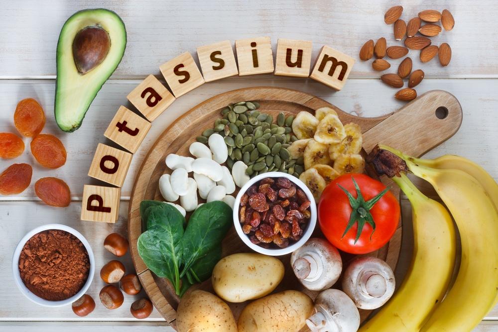 potassium in cbd oil