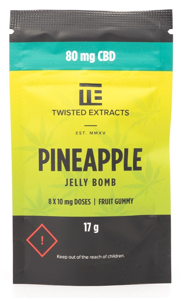 twisted extracts full spectrum cbd gummies in canada