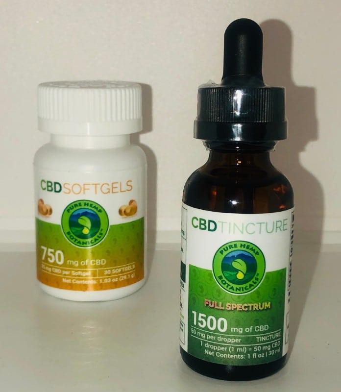 pure hemp botanicals cbd review