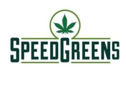 speed greens logo