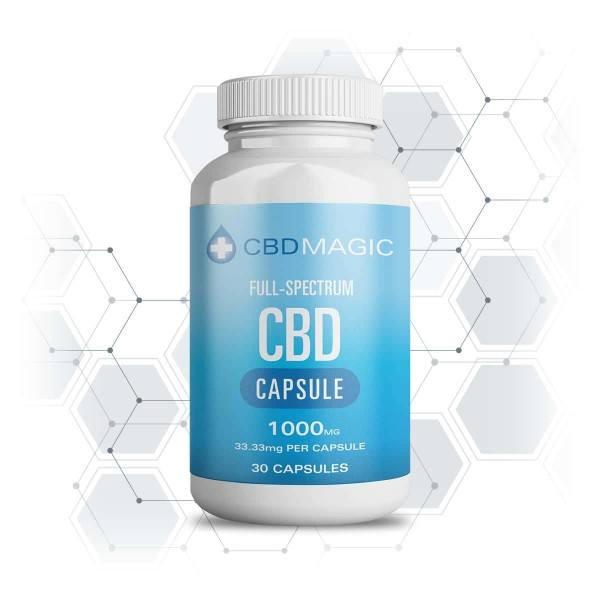 cbd magic full spectrum cbd capsules in canada