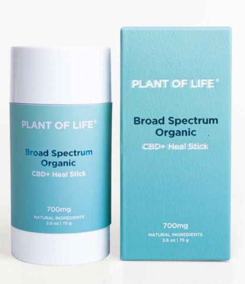 Plant of Life Broad Spectrum CBD Pain Stick